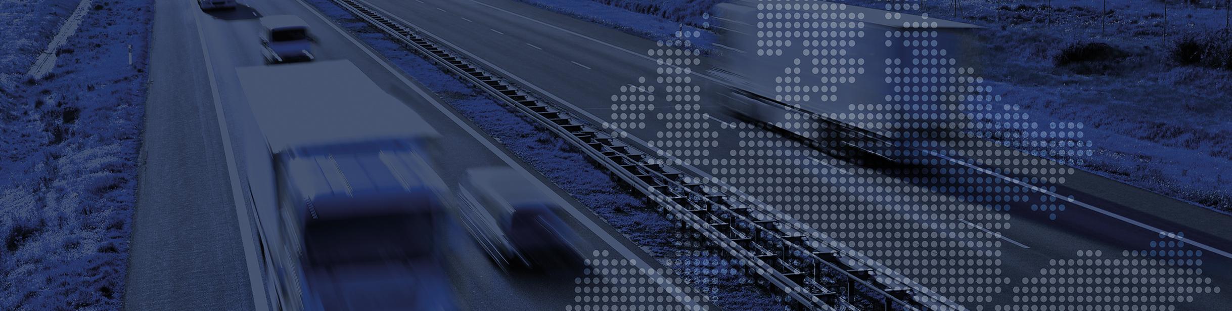 Transport express international européen
